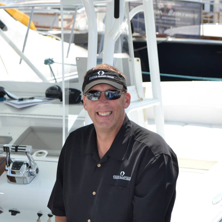 photo of Ronald Blietz, Professional Yacht Broker