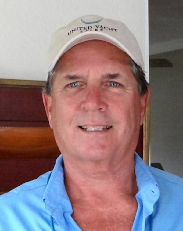 photo of Steve Pentz, Professional Yacht Broker