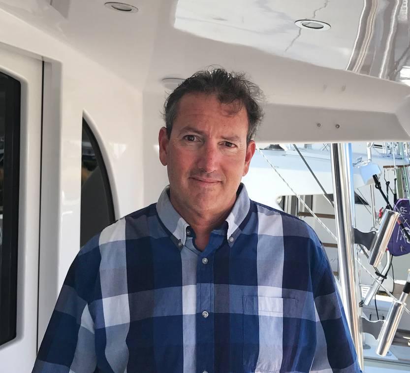 photo of Steve Castellini, Professional Yacht Broker