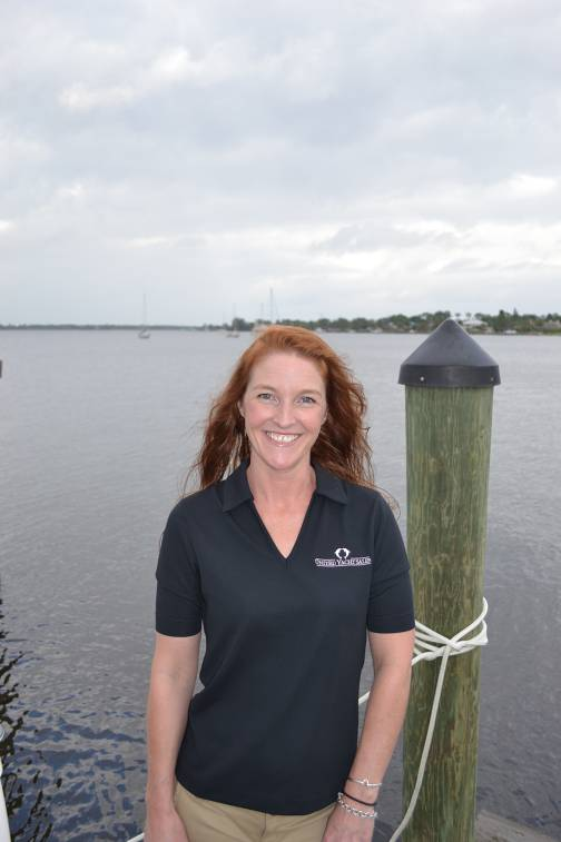 photo of Tania Andre', Professional Yacht Broker