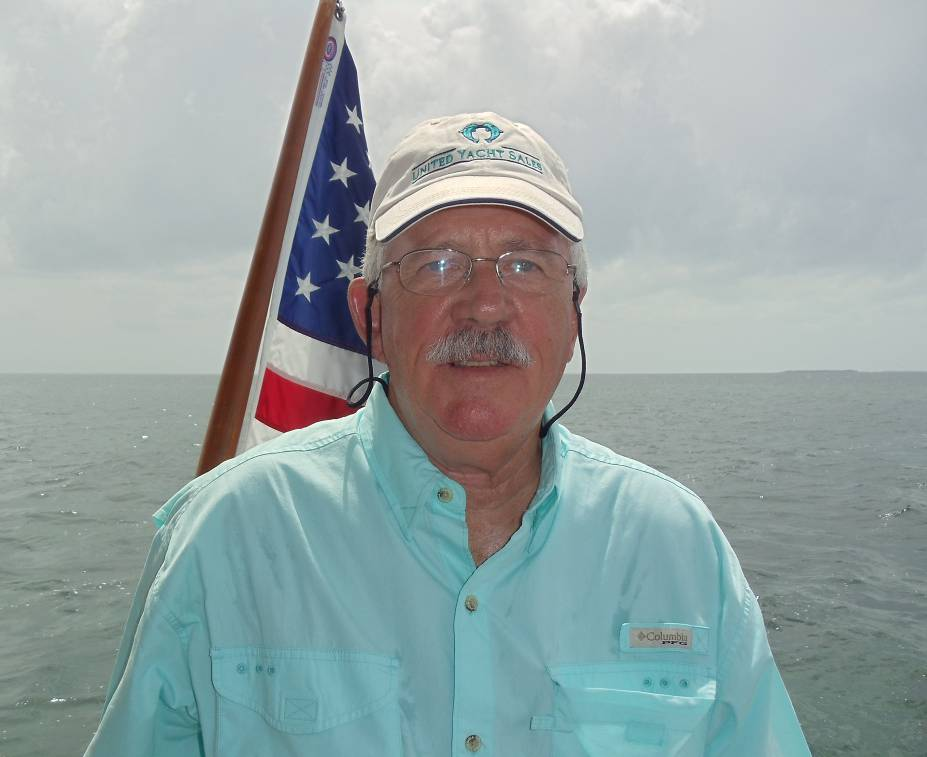 photo of Tom Murphy, CPYB, Professional Yacht Broker