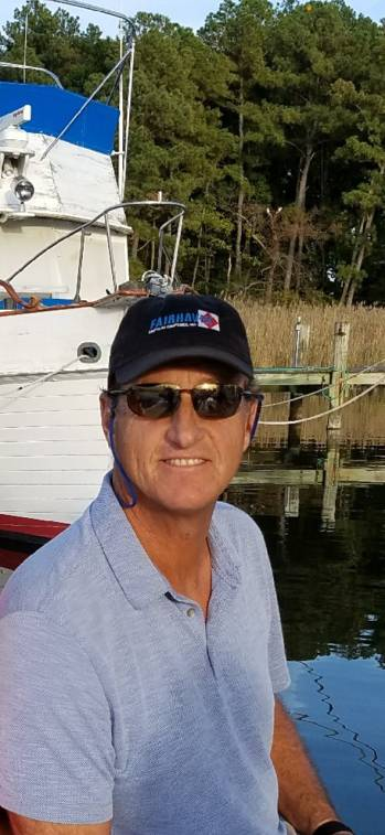 photo of Trent Palmer, Professional Yacht Broker