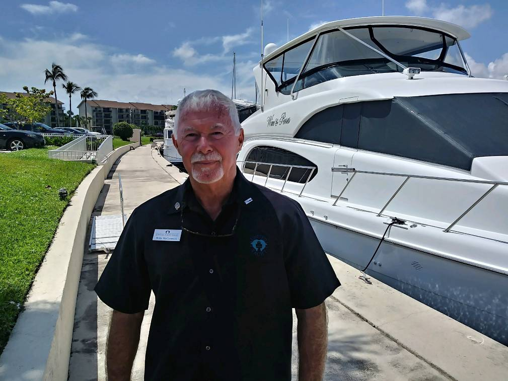 photo of Willy McCormick, CPYB, Professional Yacht Broker