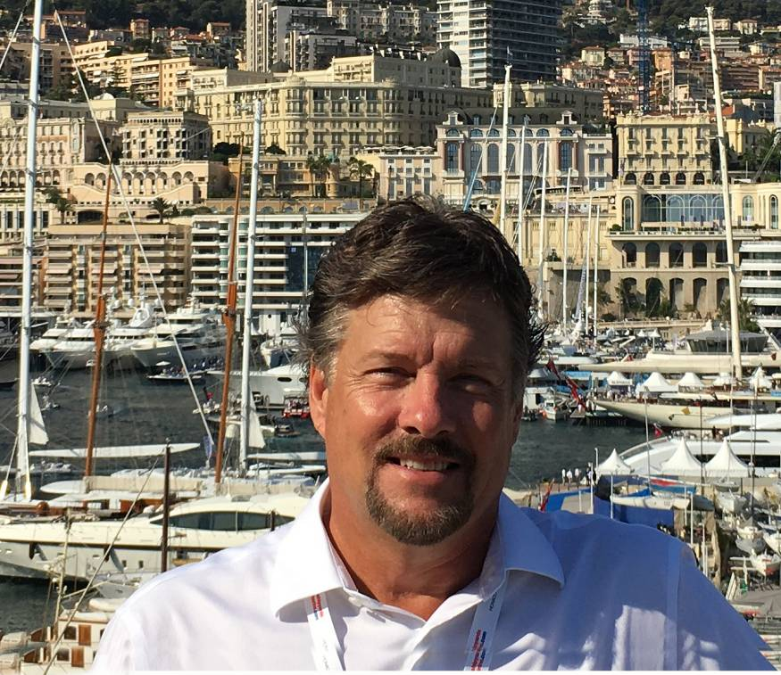 photo of Brian Franc, CPYB, Professional Yacht Broker