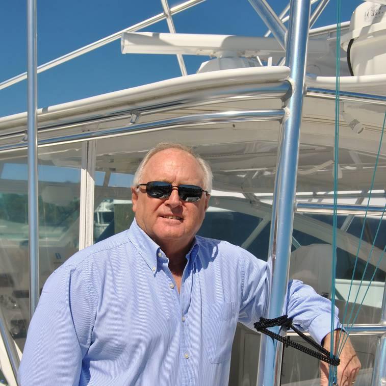 photo of Peter Schmidt, Professional Yacht Broker