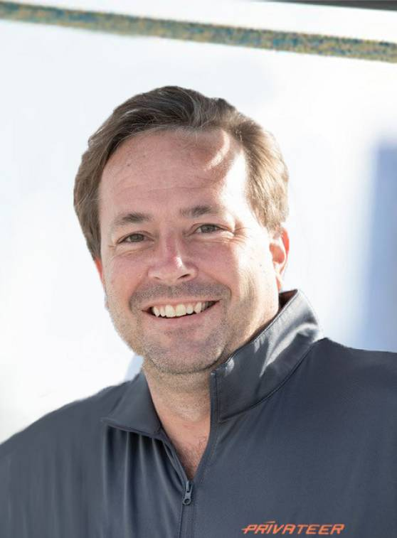photo of Chris Pitts, Professional Yacht Broker