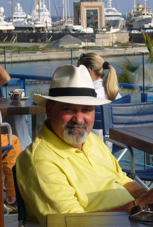 photo of Ron Hillman, Professional Yacht Broker