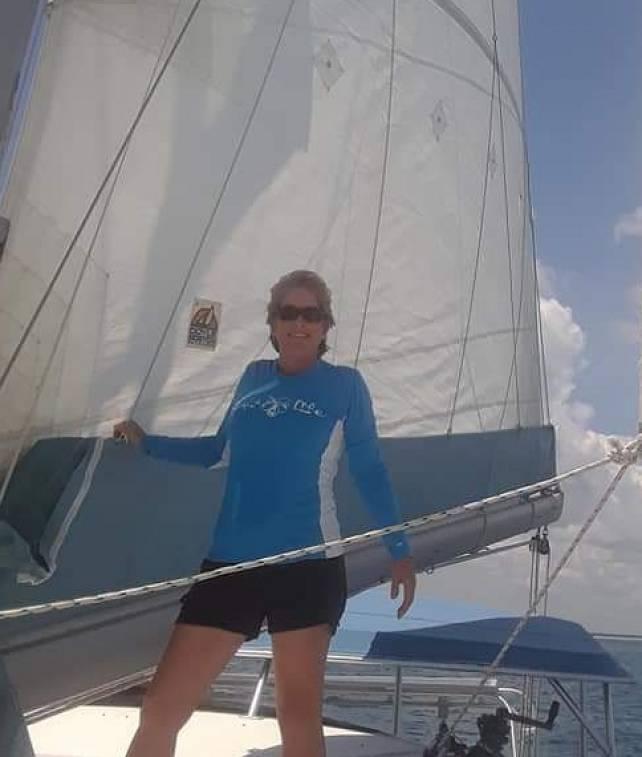 photo of Mary-Beth Merendino, Professional Yacht Broker