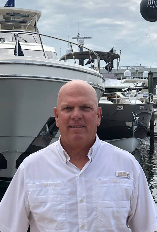 photo of Dan Adams, Professional Yacht Broker