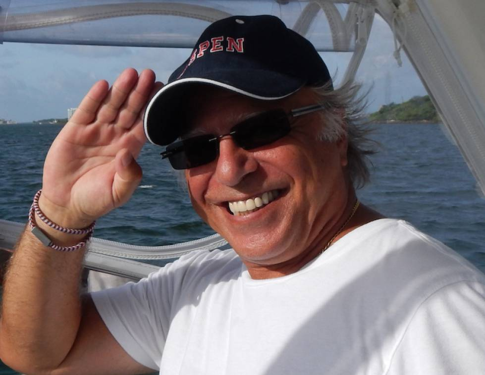 photo of Nick Athanassiadis, Professional Yacht Broker
