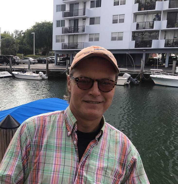 photo of David Allen, Professional Yacht Broker