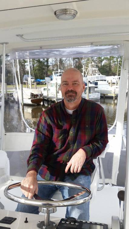 photo of Randy Clark, Professional Yacht Broker