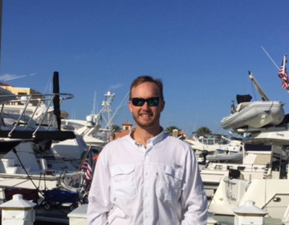 photo of Matt Mathews, Professional Yacht Broker