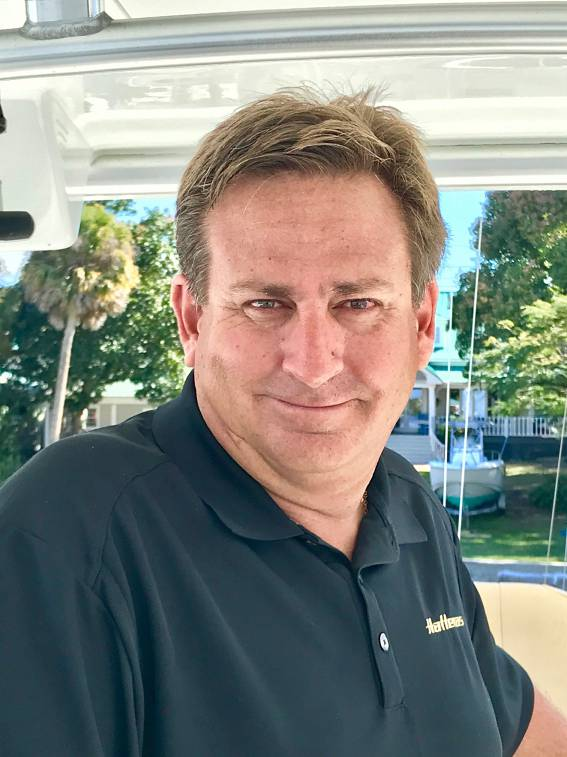 photo of Curtis Josey, Professional Yacht Broker