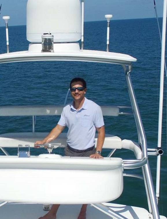 photo of Brad Benton, Professional Yacht Broker