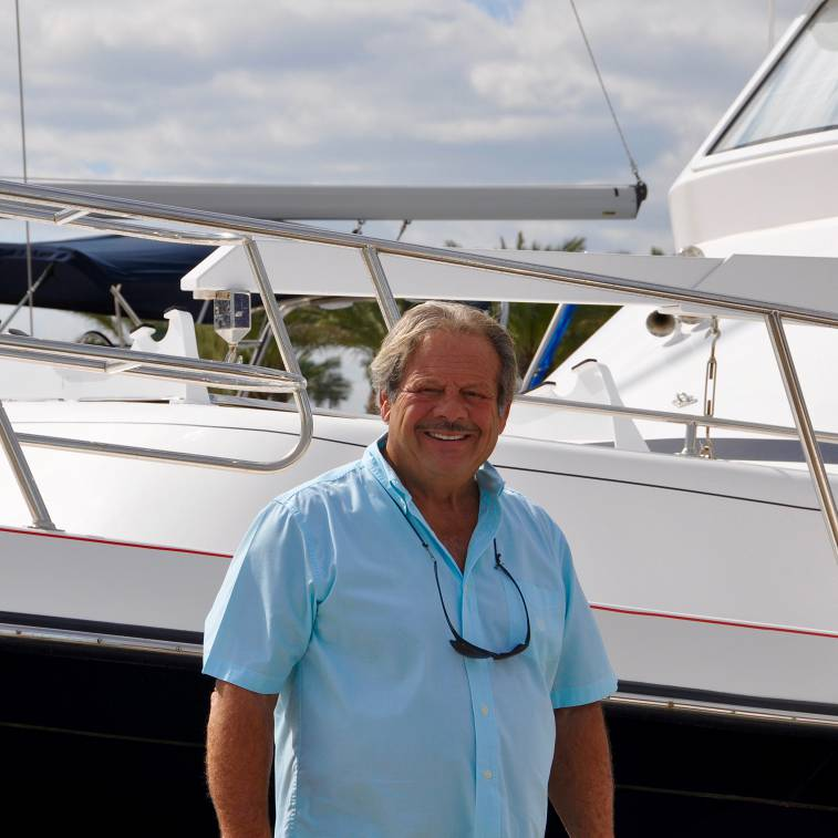photo of Charles Cole, Professional Yacht Broker