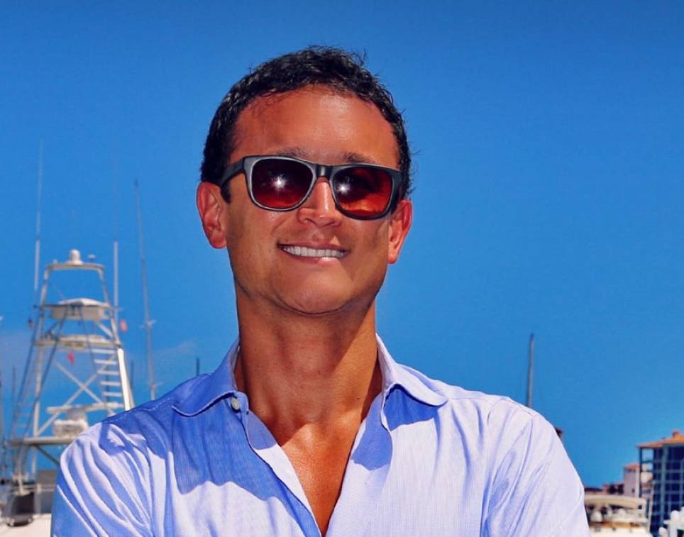 photo of Patrick Curley, Professional Yacht Broker