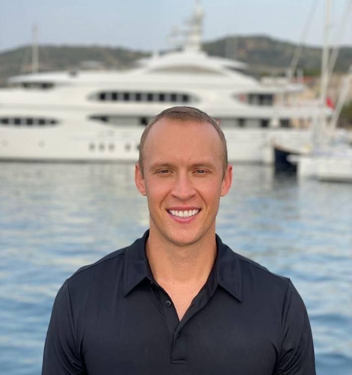 photo of Anthony Barton, Professional Yacht Broker