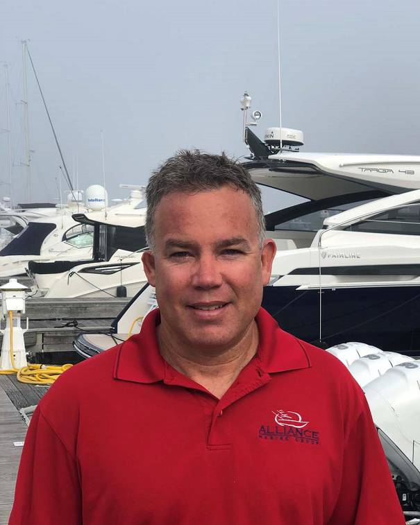 photo of Kevin Hartman, Professional Yacht Broker