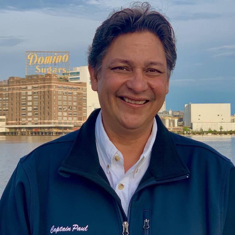 photo of Paul Kouvaris, Professional Yacht Broker