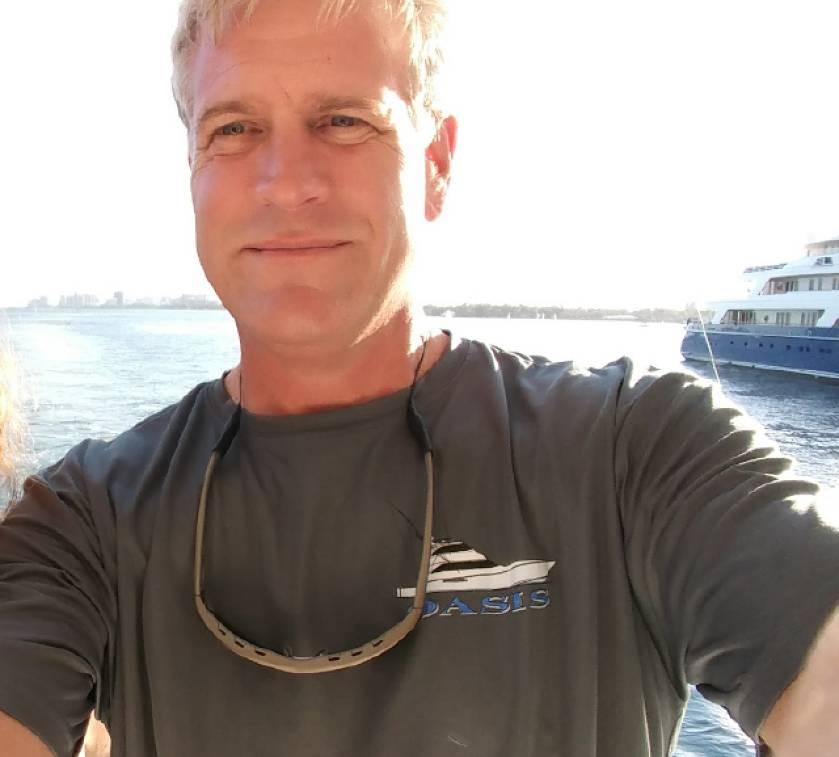 photo of David Miller, Professional Yacht Broker