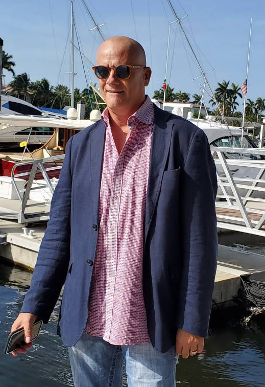 photo of Christopher Saumsiegle, Professional Yacht Broker