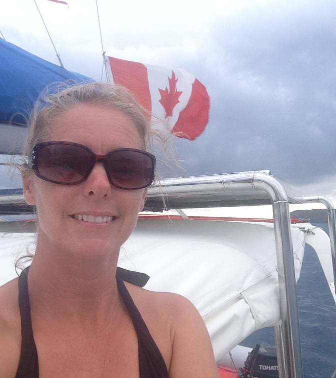 photo of Cathy Cianfagna, Professional Yacht Broker