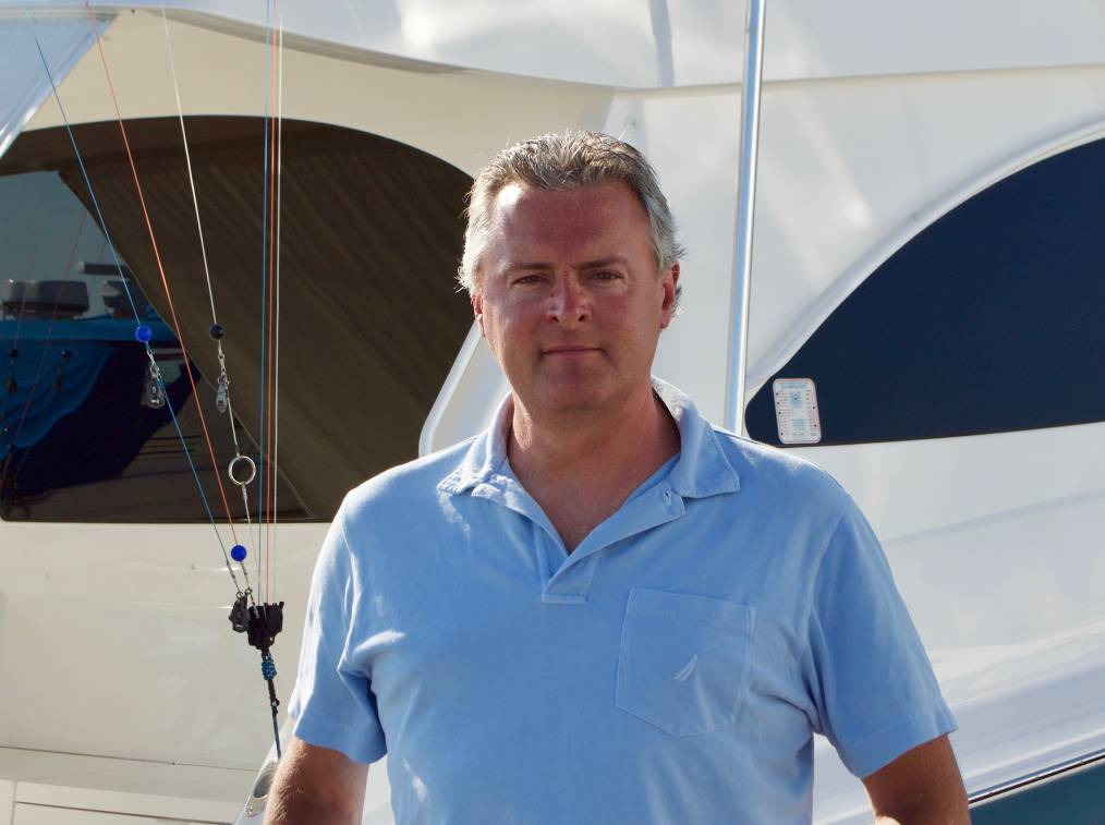 photo of Bill Bowden, Professional Yacht Broker