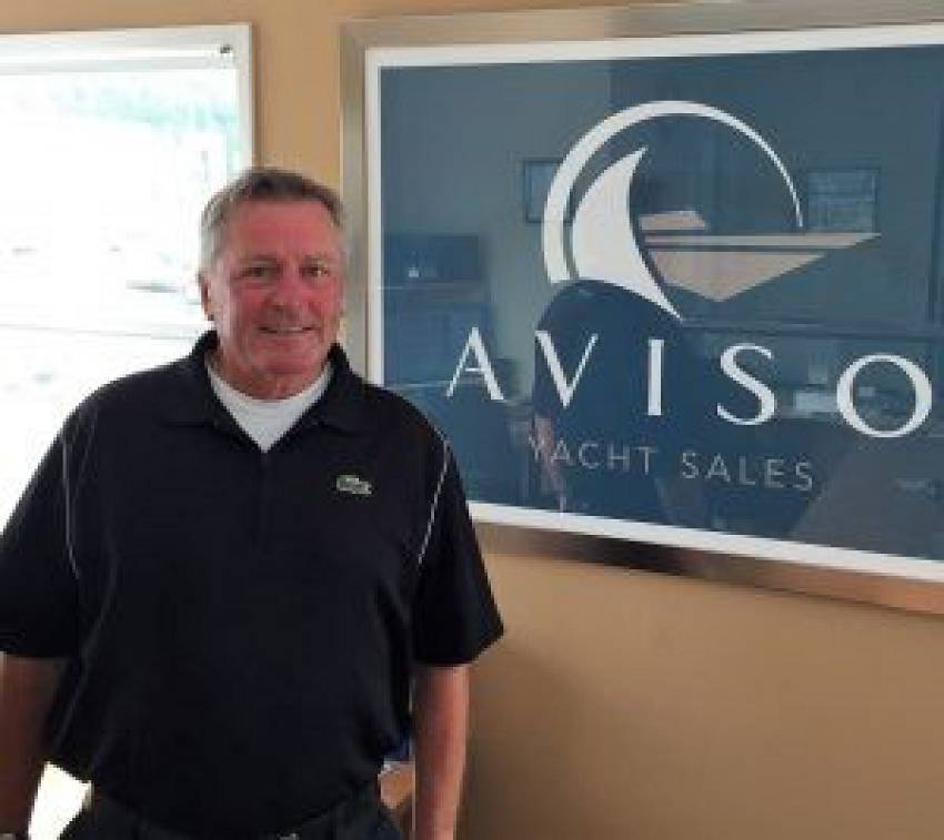 photo of Gary Russell LaValley, Professional Yacht Broker