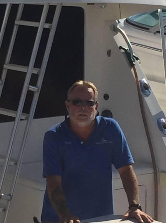 photo of Rick Carroll, Professional Yacht Broker