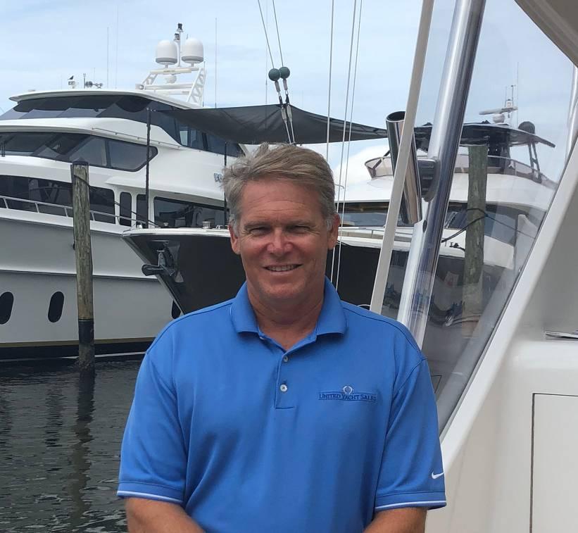 photo of Chuck Newman, Professional Yacht Broker