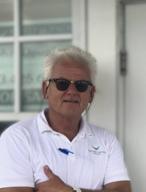 photo of John Douglas, Professional Yacht Broker
