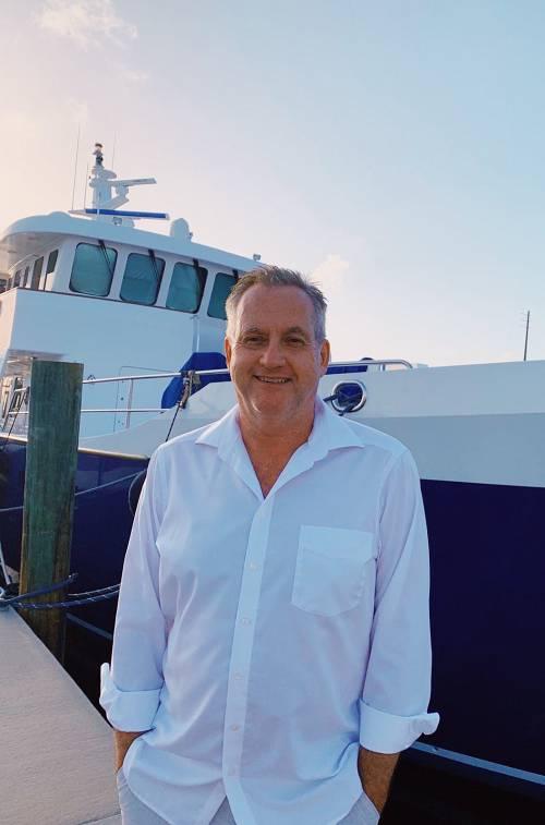 photo of Joe Johnson, Professional Yacht Broker