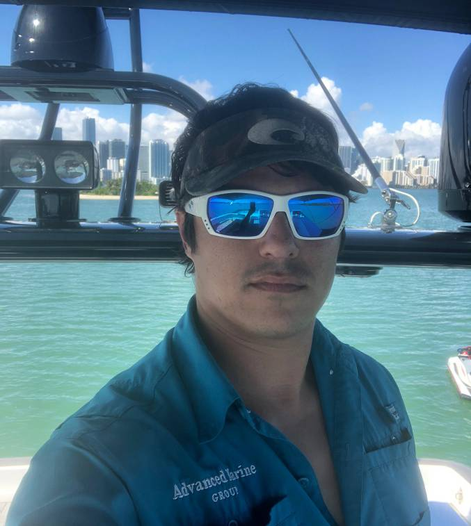 photo of Alex Andrades, Professional Yacht Broker
