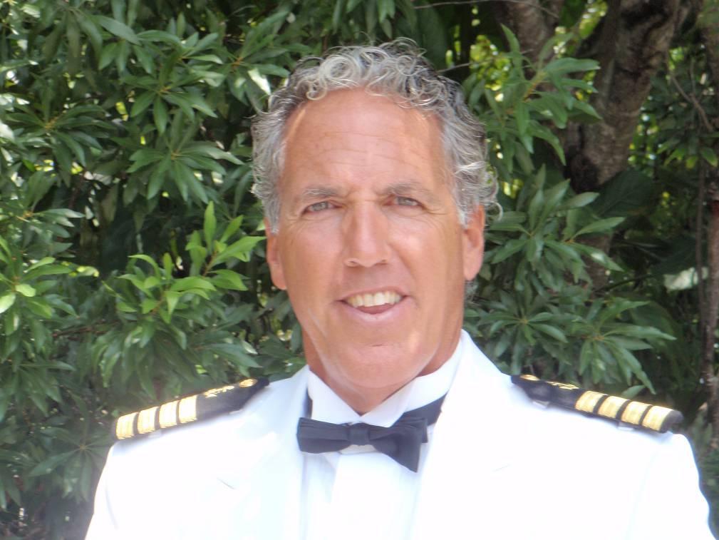 photo of John Pierini, Professional Yacht Broker