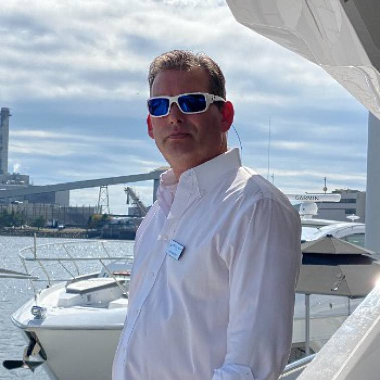 photo of Paul Ouimette, Professional Yacht Broker