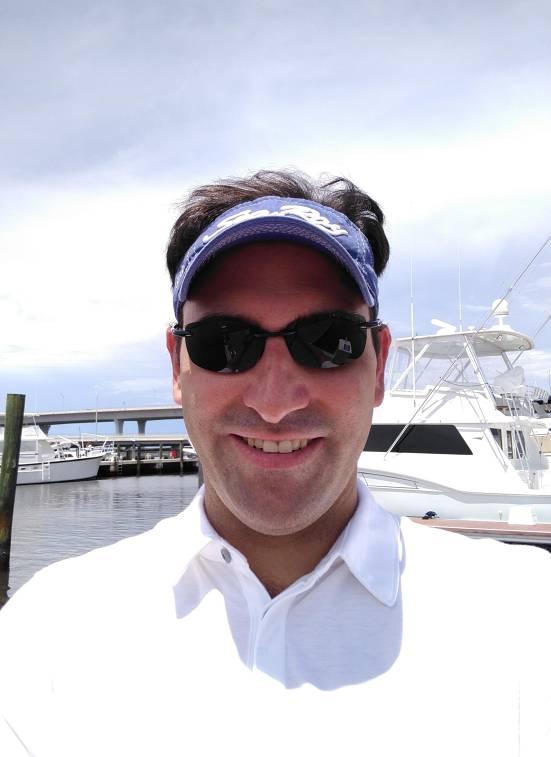 photo of Daniel Hoffmann, Professional Yacht Broker