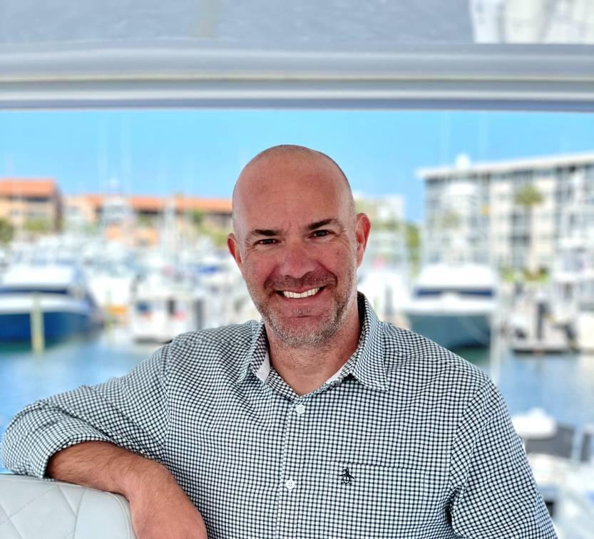 photo of Bryan Goulart, Professional Yacht Broker