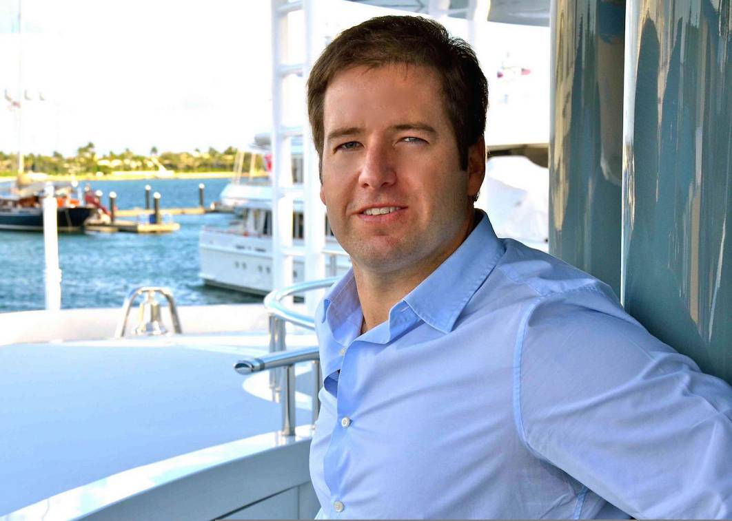 photo of Alec Cunningham, Professional Yacht Broker