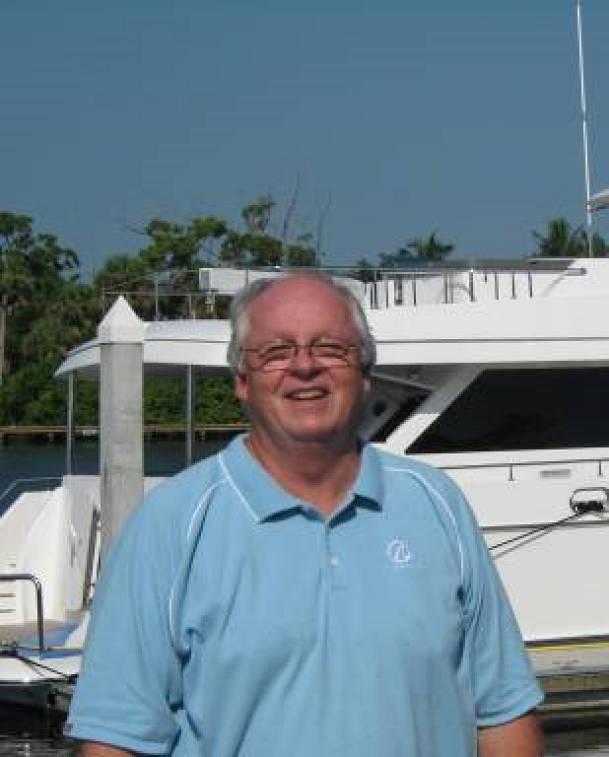 photo of David Erdman, Professional Yacht Broker
