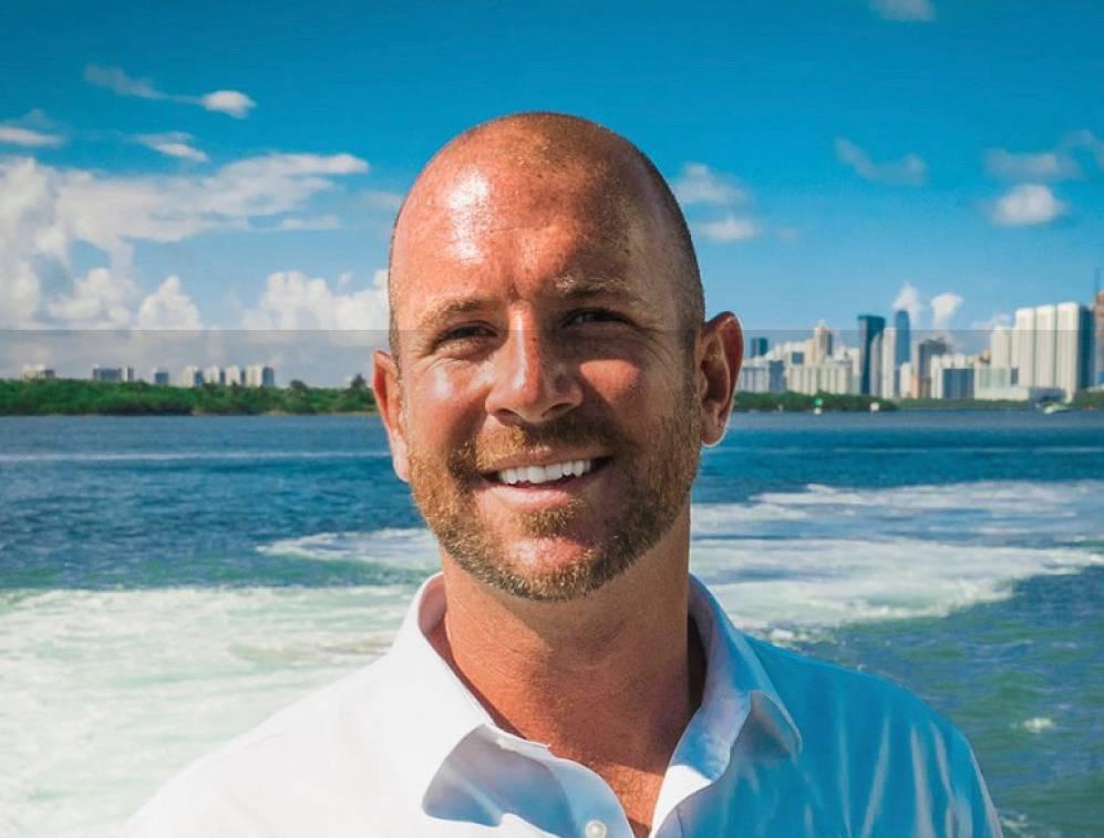 photo of Brett Jenkins, Professional Yacht Broker