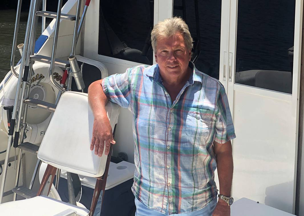 photo of Greg Haught, Professional Yacht Broker