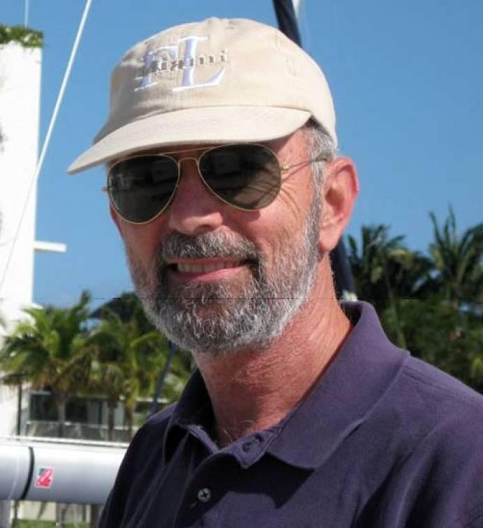 photo of Harry Pasquier, Professional Yacht Broker