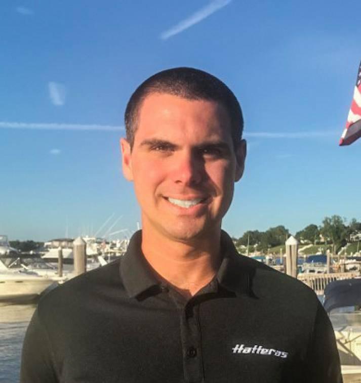 photo of Albert DiBenedetto, Professional Yacht Broker