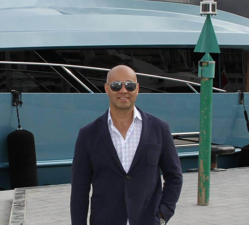 photo of Juan Morillo, Professional Yacht Broker