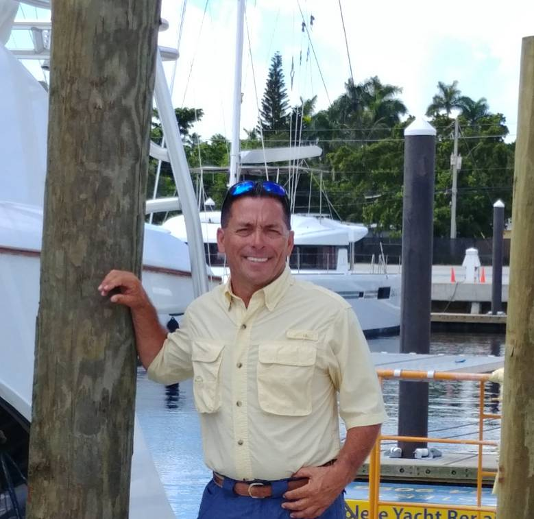 photo of Mark Quaranto, Professional Yacht Broker