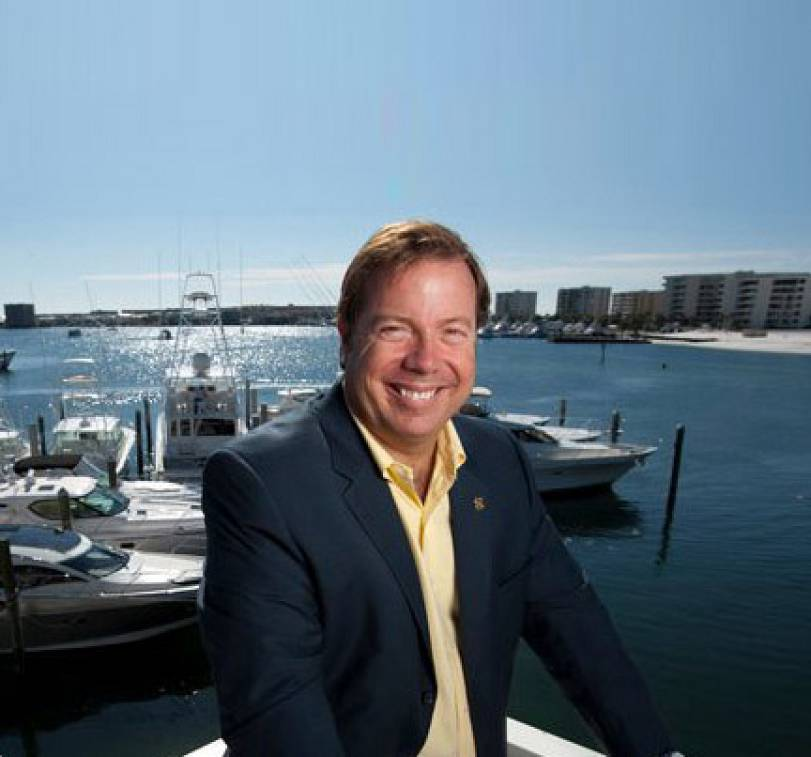 photo of Matt Condon, Professional Yacht Broker