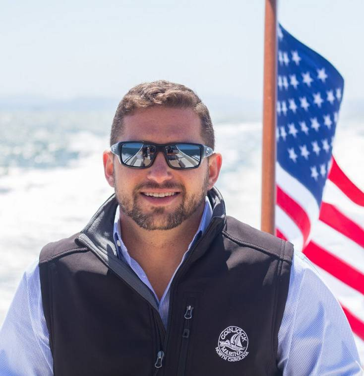 photo of Mordy Miltz, Professional Yacht Broker