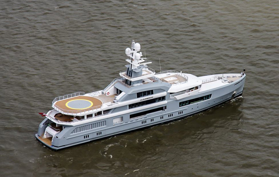 abeking and Rasmussen yacht for sale