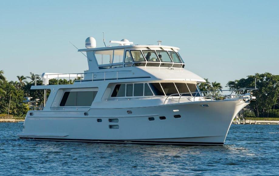 hampton endurance yachts for sale